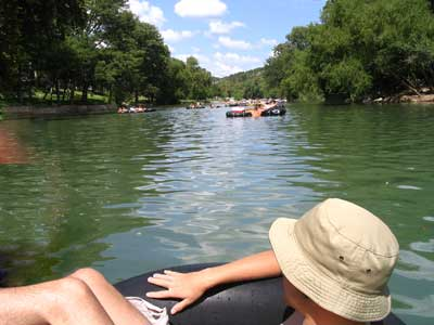 Plan Your Tubing Trip | Tube Texas