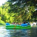 Huge raft thing